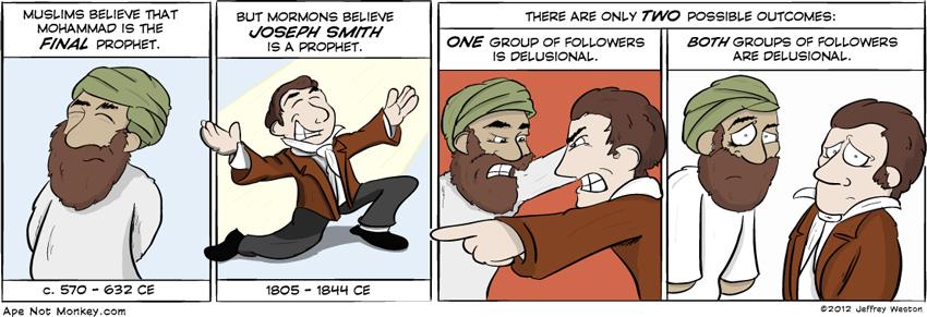 mormonislam